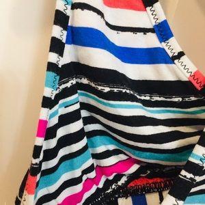 Splendid Intimates & Sleepwear - Splendid Striped Soft Racerback Bra Small